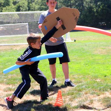 Camp Activities Mountain Camp Woodside Bay Area California